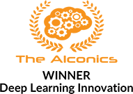 Best Innovation in Deep Learning, AIconics, 2016